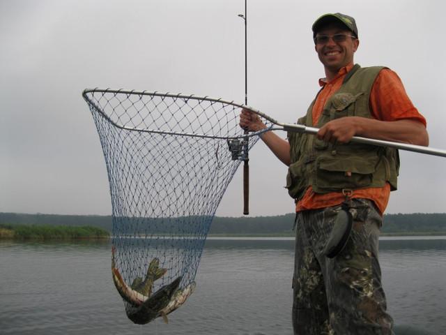 подсачек для рыбалки как выбрать