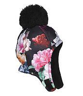 Детская зимняя шапка на флисе Elodie Details серия La Baroque, 0-6 мес.