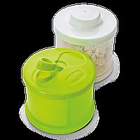 Контейнер Chicco для сыпучих продуктов, 3 секции