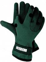 Перчатки Behr Cool-Greek Neopren с отстегными пальцами 3мм с флисовой подкладкой
