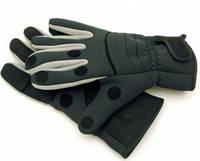 Перчатки Behr Norway-Power-Rip Neopren с отстегными пальцами 2.5мм с флисовой подкладкой
