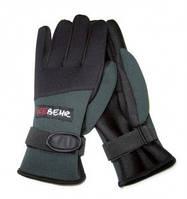 Перчатки Behr Suomi-Winter Neopren с отстегными пальцами 2.5мм