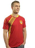 Вышиванка сборной Испании