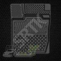 СРТК Резиновые коврики в салон Тойота Рав 4 2013