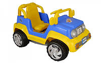 Автомобиль педальный Тхундер джип
