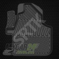 СРТК Резиновые коврики в салон Фольксваген Крафтер 2006-2011-