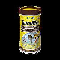 Tetra Min Основной корм для долгой и здоровой жизни всех видов тропических рыб