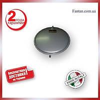Круглый Расширительный бак для Систем отопления Zilmet CAL-PRO 6л, Серый,для Котлов, Зилмет, Гидроаккумулятор.