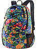 Веселый женский рюкзак в удивительные цветы Dakine TRANSIT 18L higgins 610934843309 разноцвет