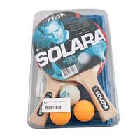 Набор ракеток для настольного тенниса Stiga Solara
