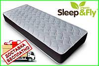 Матрас ортопедический Омега (Omega) с кокосом серии Sleep&Fly Organic