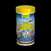 Tetra Pro Energy Высококачественный корм для любых видов тропических рыб - здоровье и дополнительная энергия