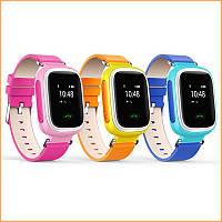 Детские часы-телефон с GPS трекером Q60 - настройка бесплатно