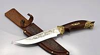 Нож охотничий Рысь, производство Украина