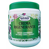 Маска для волос MilMil Crema Rigenerante Alle Erbe Травяные экстракты, 1л