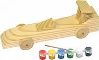 Набор для детского творчества МДИ Гоночная машина  Д076
