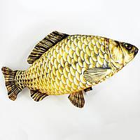 Игрушка антистресс рыба карась большая