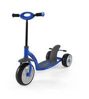 Самокат Milly Mally Crazy Scooter (синий)