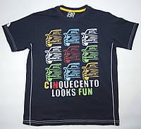 Красивая футболка для мальчика 9-12 р