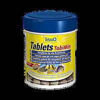 Tetra Tablets TabiMin Основной корм для всех видов донных рыб