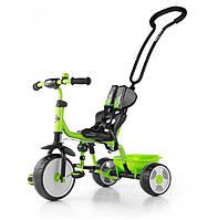 Велосипед MILLY MALLY Boby 2015 с подножкой (зелений)
