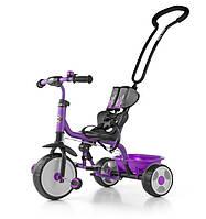 Велосипед MILLY MALLY Boby 2015 с подножкой (фиолетовый)