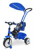 Велосипед Milly Mally Boby Deluxe (синий)