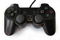 Джойстик ПС2: 8 кнопок, 2 стика, 3 дополнительных клавиши, для PlayStation 2