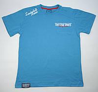 Красивая футболка для мальчика 13-16 р