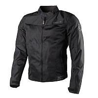 Мото куртка летняя сетка Bering Tyler черная, 3XL