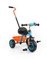 Велосипед Turbo ТМ Milly Mally (синий с оранжевым)