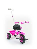 Велосипед Turbo ТМ Milly Mally (розовый)
