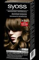 Syoss Coloration 5-8 Haselnuss - Краска для волос оттенок 5-8 лесной орех,1 шт.