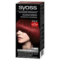 Syoss Professional Performance Dauerhafte Coloration - Краска для волос оттенок 5-29 насыщенный красный, 1 шт.