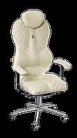 Ортопедическое Офисное Кресло «Grande» Kulik System ПЕСОЧНЫЙ