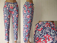 "Женские брюки, штаны стильные ""бананы"""