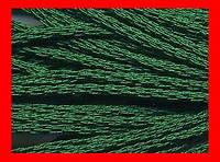 Нитки мулине металлизированные DMC для вышивания, цвет Е 699