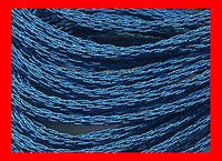 Нитки мулине металлизированные DMC для вышивания, цвет Е 3843