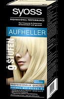 Syoss Aufheller 13-0 Ultra -  Ультра Осветлитель для волос оттенок 13-0, волосы светлее до 9 тонов, 1 шт.