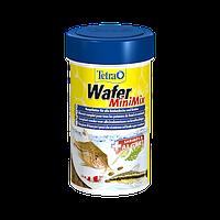 Tetra Wafer Mini Mix Полноценный корм для всех донных рыб и ракообразных