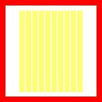 Полоски бумаги для квиллинга, цвет желтый пастельный, 5x297 мм, 80 г/м2, 200 шт