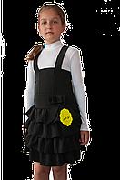 Школьный сарафан для девочек Светлана,рост 122-164 см,опт и розница S919