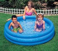 Надувной детский игровой бассейн Интекс 58426