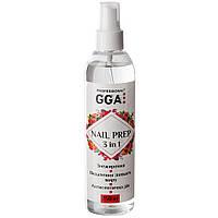"Cредство  для обезжиривания ""3 в 1"" (250 мл)  GGA Professional"