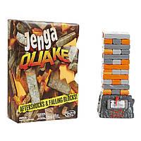 Настольная игра Дженга Квейк. Оригинал Hasbro Games