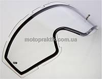 Линзы двойные прозрачные для очков (маски) Geon Lykan GN90