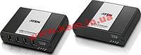 USB 2.0 Подовжувач, 100 м Cat 5 (UEH4002)