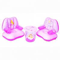 """Надувная мебель для девочек Bestway """"Принцессы"""""""