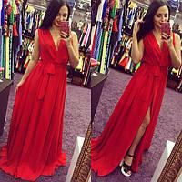 Платье женское Минель красное , магазин платьев