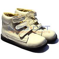 Ботиночки ортопедические детские Wik 13-12 Белые